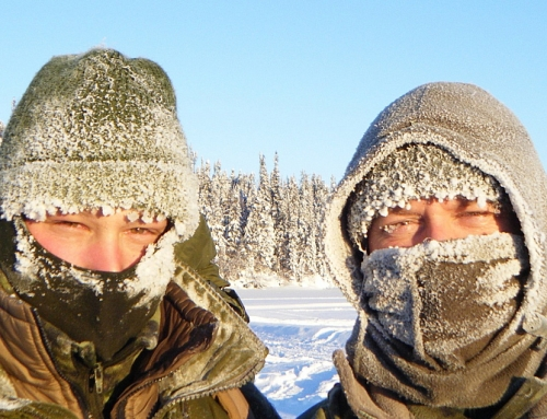 Winter Training – Yellow Knife Style: January 2017