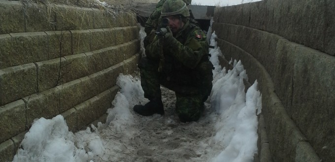 Trench Clearing