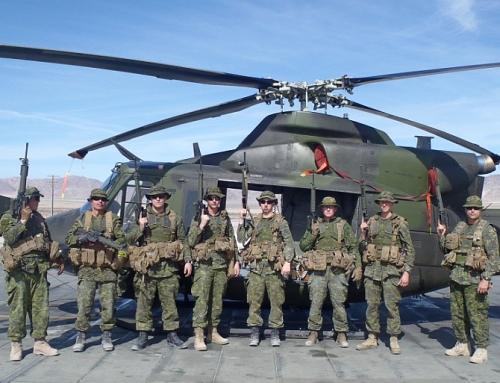 29 Palms –  Marine Corps Air Ground Combat Center
