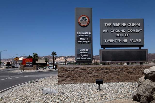 29 Palms –  Marine Corps Air Ground Combat Center